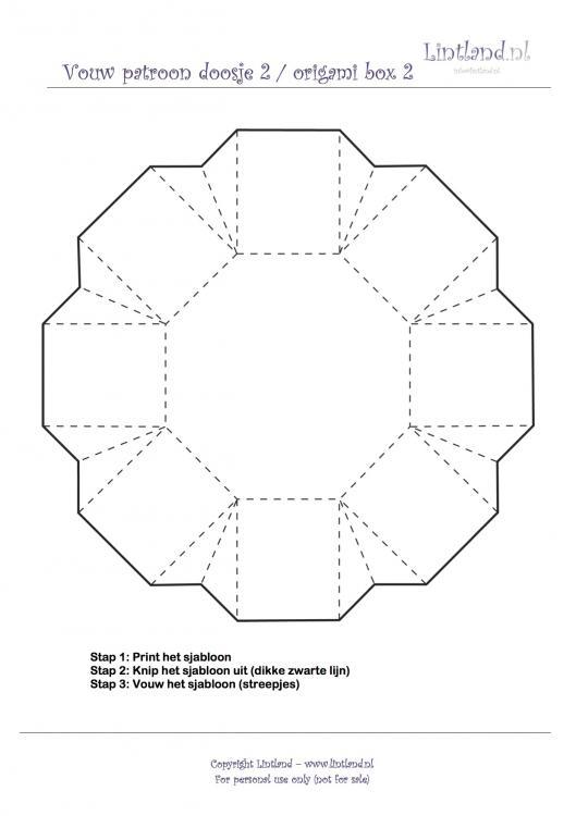 Bekend Voorbeelden/sjablonen - LintLand &NM66